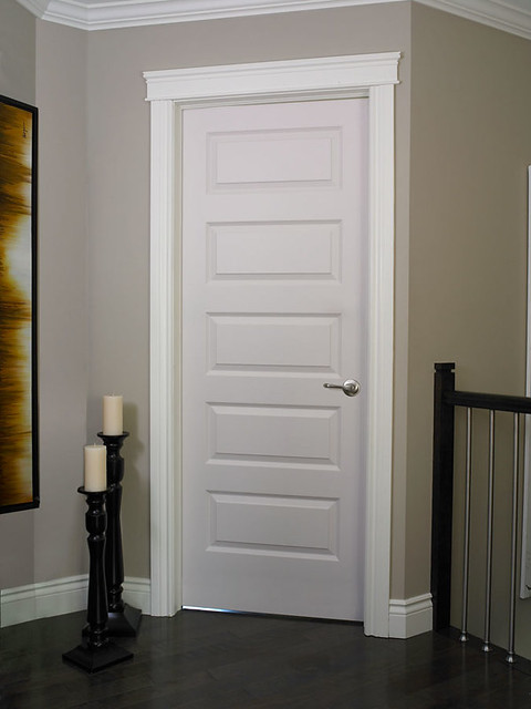 Jeld Wen Newark Moulded Interior Door