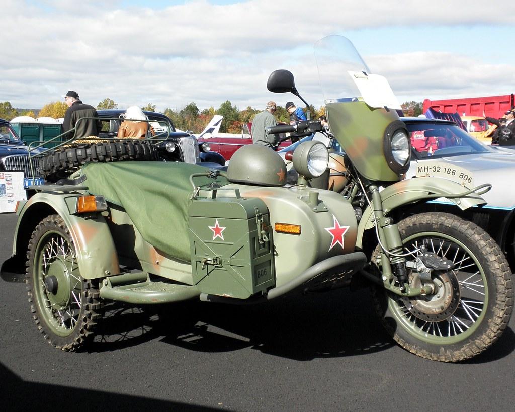 2017 Ural Motorcycle Problems