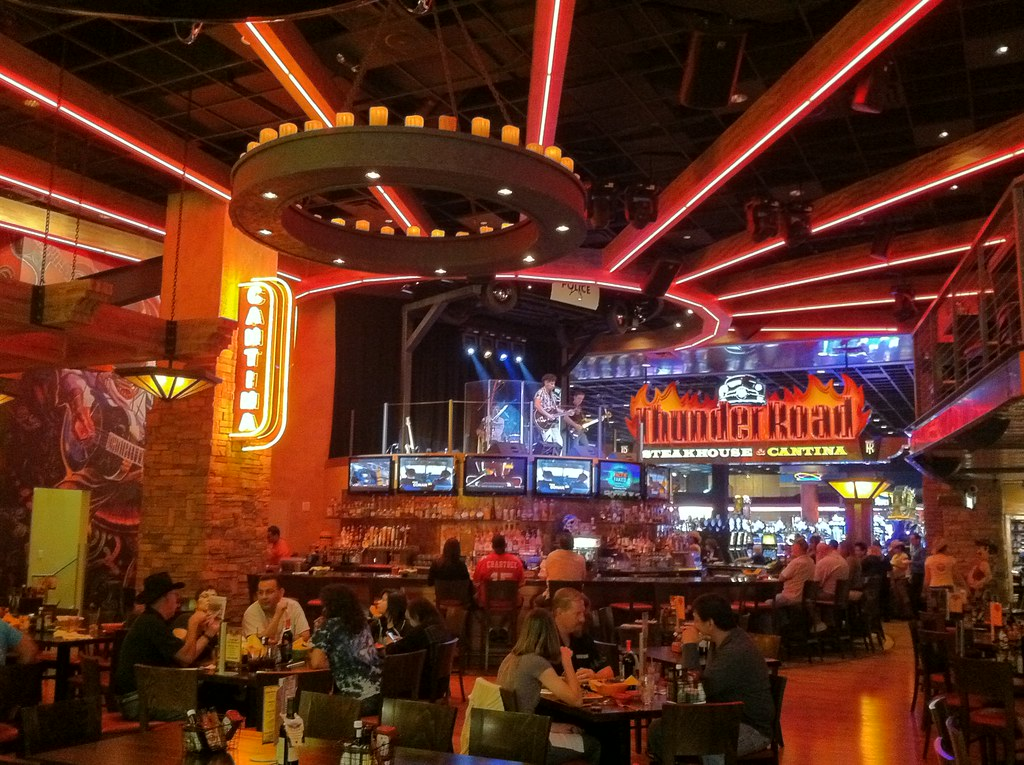Casino Restaurant Design Restaurant Amp Bar Design Theme