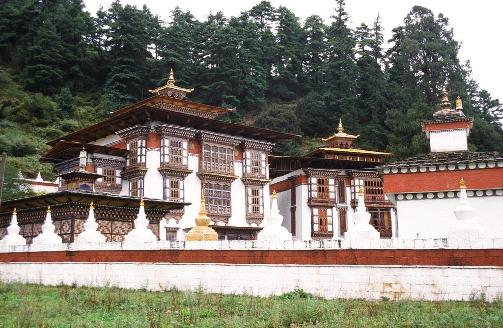 Kurje Lhakhang - điểm đến mới lạ dành cho du khách thích khám phá văn hóa