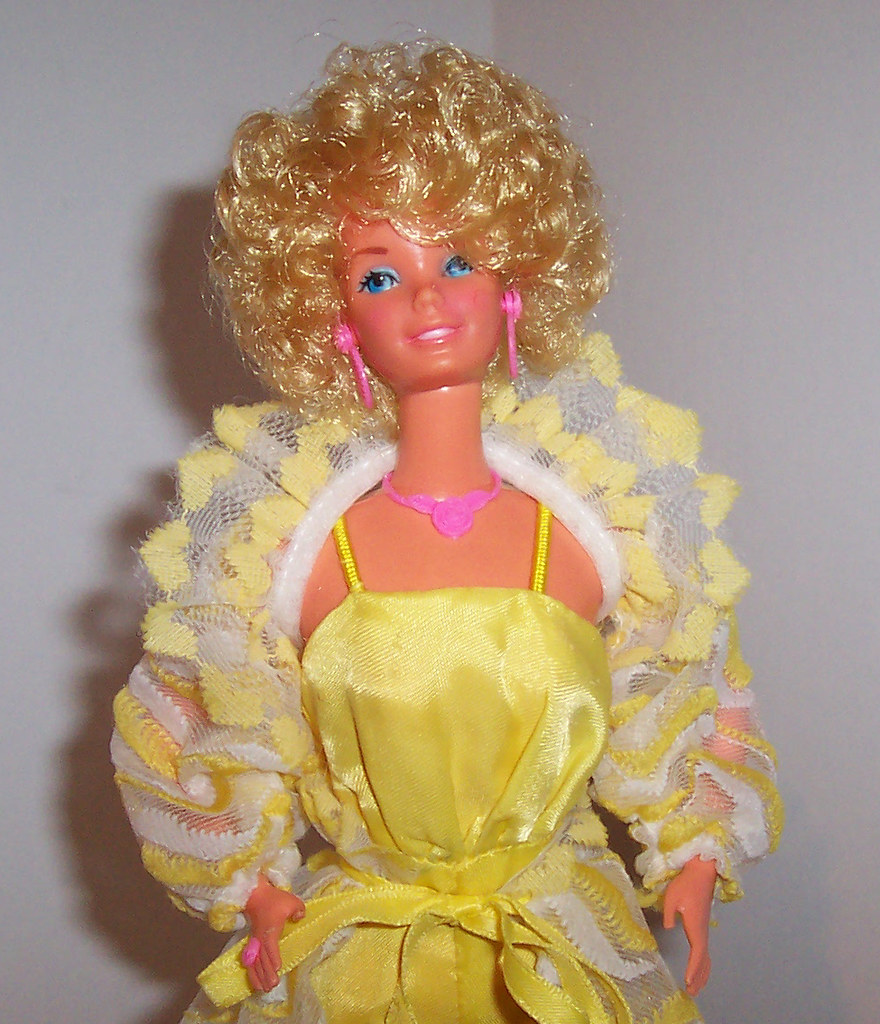 1978 Pretty Changes Barbie VERY Curly Hair I Love This
