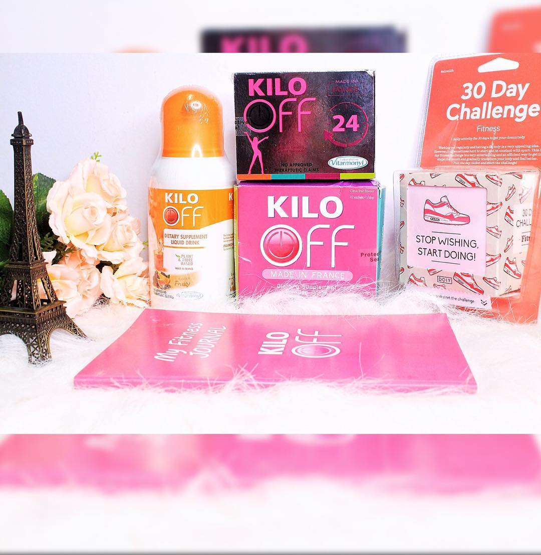 Kilo Off products | AyeshaHeart.com