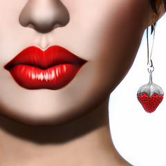 kiss my strawberry