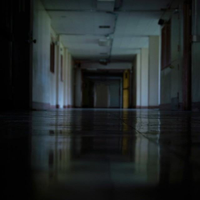 County Los Angeles Mental Hospital