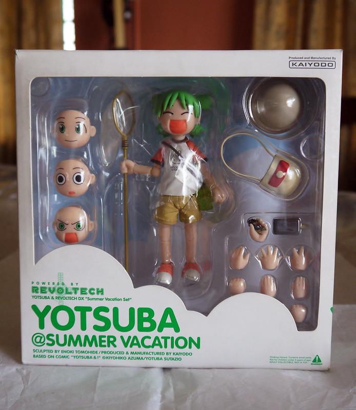 20120129_154203 Revoltech Yotsuba Summer Vacation