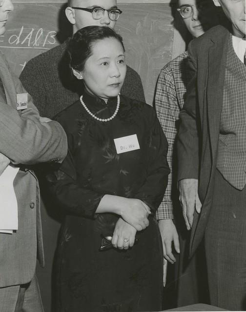 Chien-shiung Wu (1912-1997)