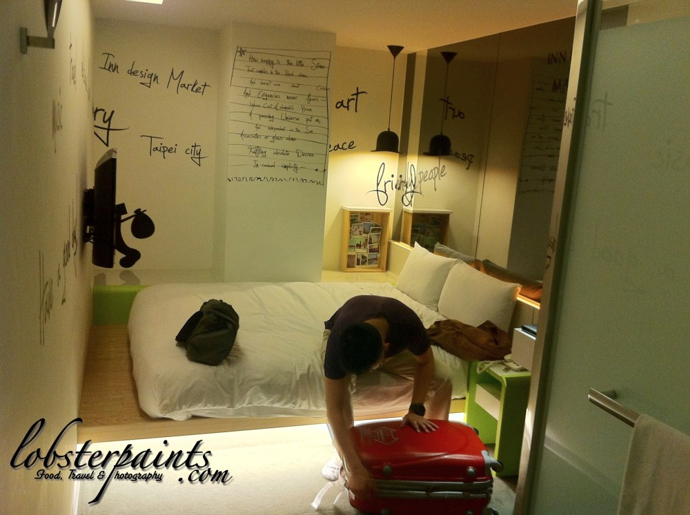 12 September 2012: CityInn Hotel III | Taipei, Taiwan