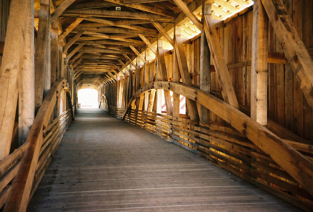 Bridgeton Covered Bridge