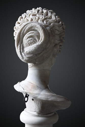 Fonseca Bust Capitoline Museums Back View Date Late