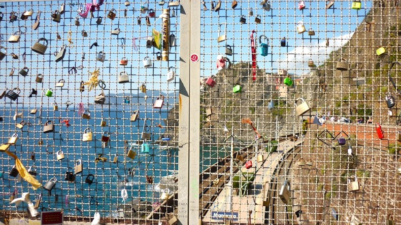 Padlocks Via Dell'Amore