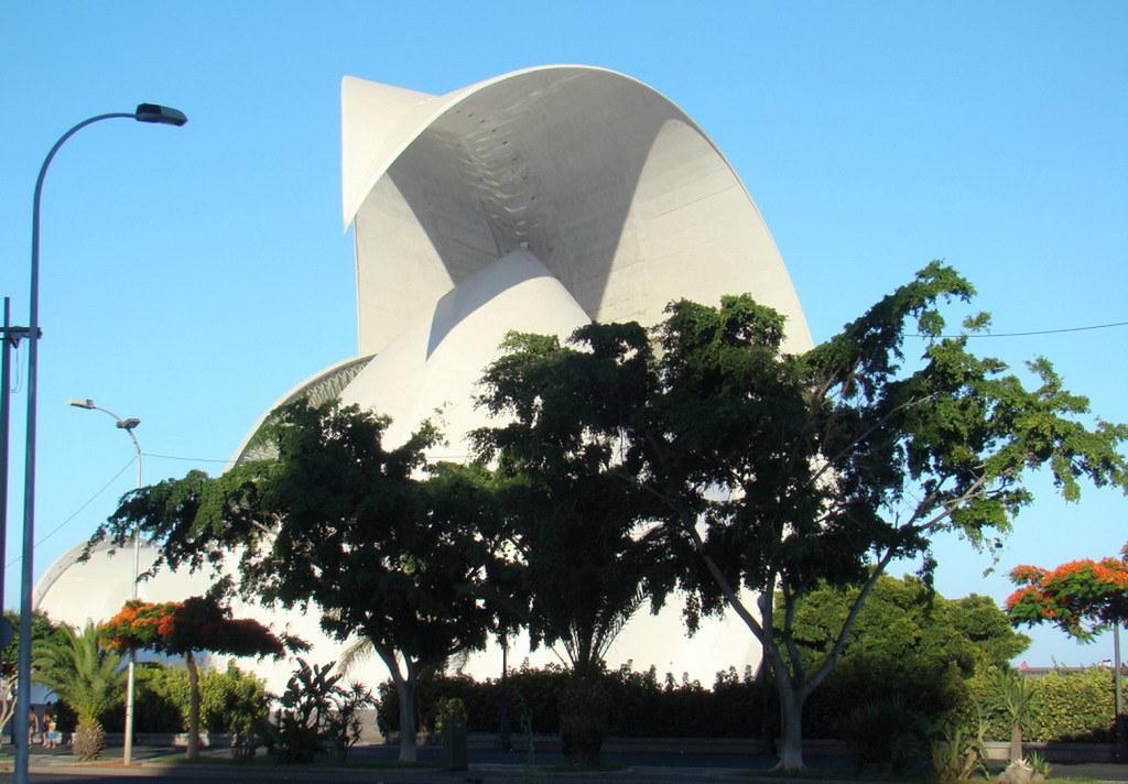 Auditorio de Tenerife Santa Cruz de Tenerife Islas Canarias 10