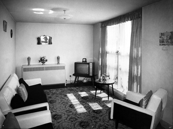 Interior of flat  Park Hill  Sheffield   Picture Sheffield        Flickr     Interior of flat  Park Hill  Sheffield   by Sheffield Libraries   Archives and Information