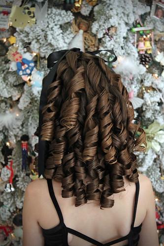 Nutcracker Hair 15366 In December Haylie Had The