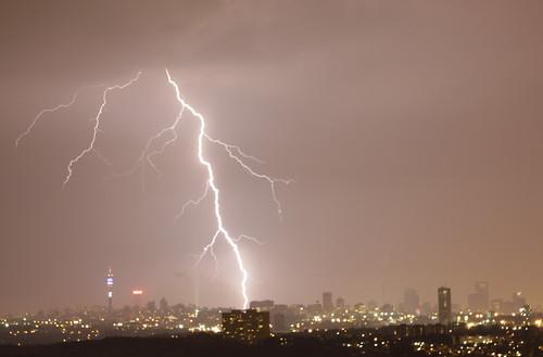 Johannesburg Storm