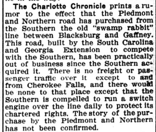 Yorkville Inquirer 1912