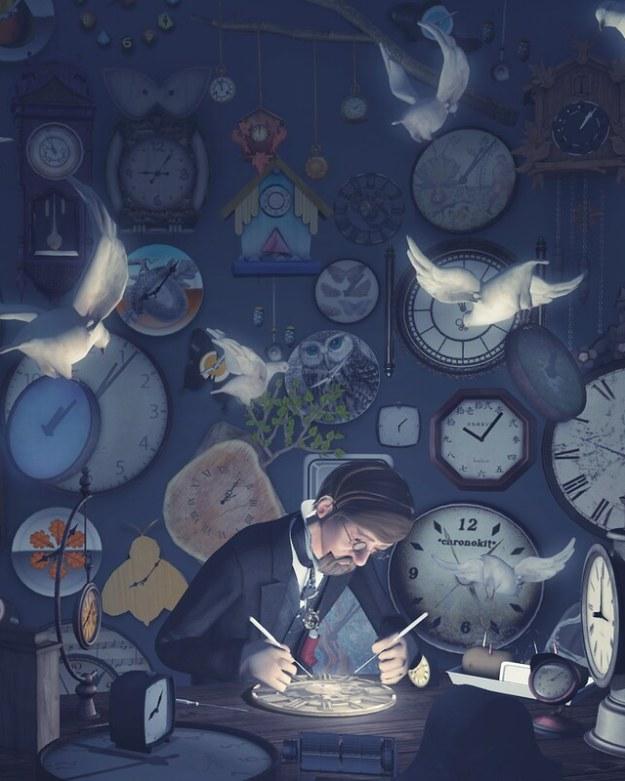Eternal Clockmaker