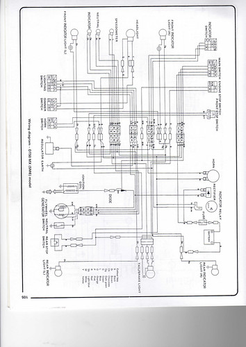 Yamaha Dt50 Wiring Diagram