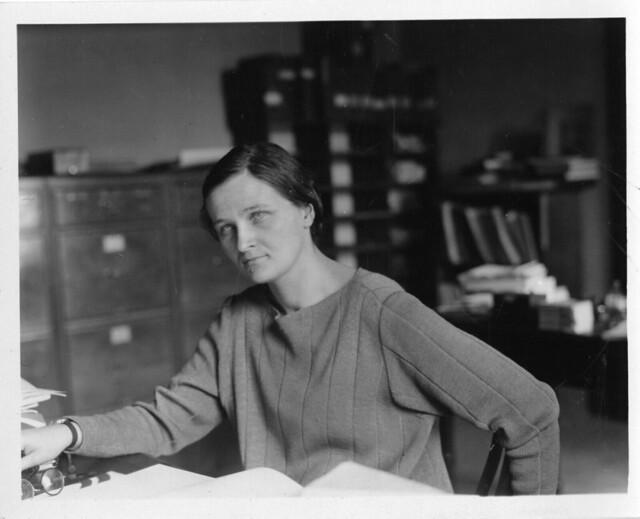 Cecilia Helena Payne Gaposchkin (1900-1979)