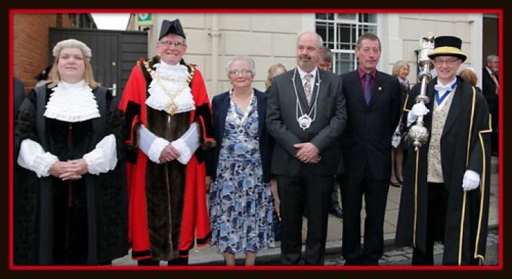 New Hedon civic team 2016-17