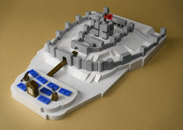The Siege of Dover Castle 1216