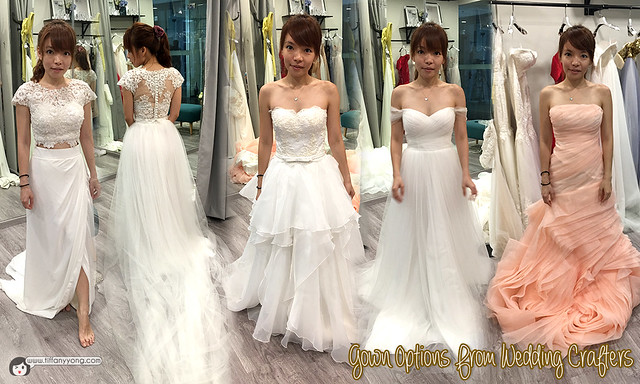 Wedding Crafters Bridal Gowns