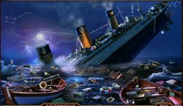 Image result for sinking titanic