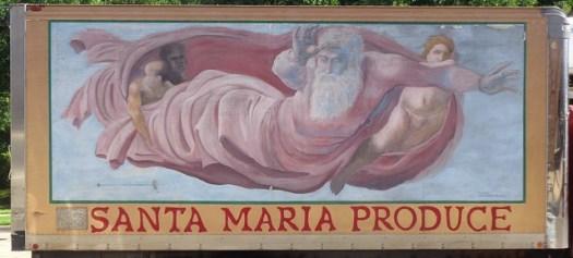 Santa Maria Produce Truck, Shreveport LA