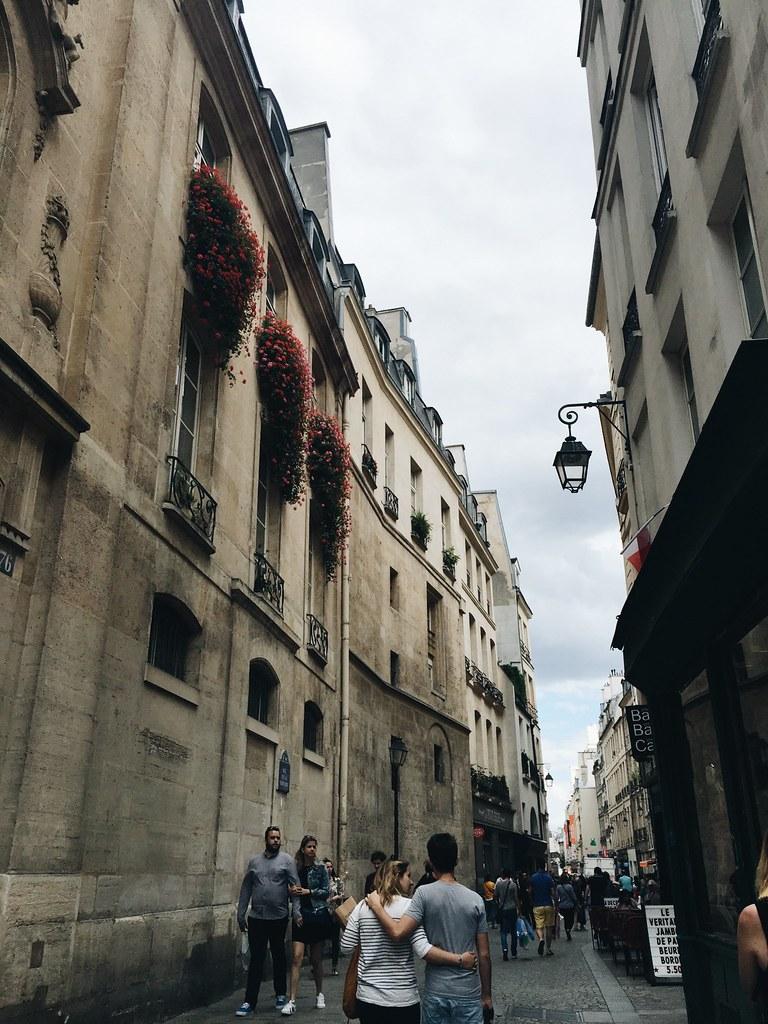 Paris 2016 Le Marais