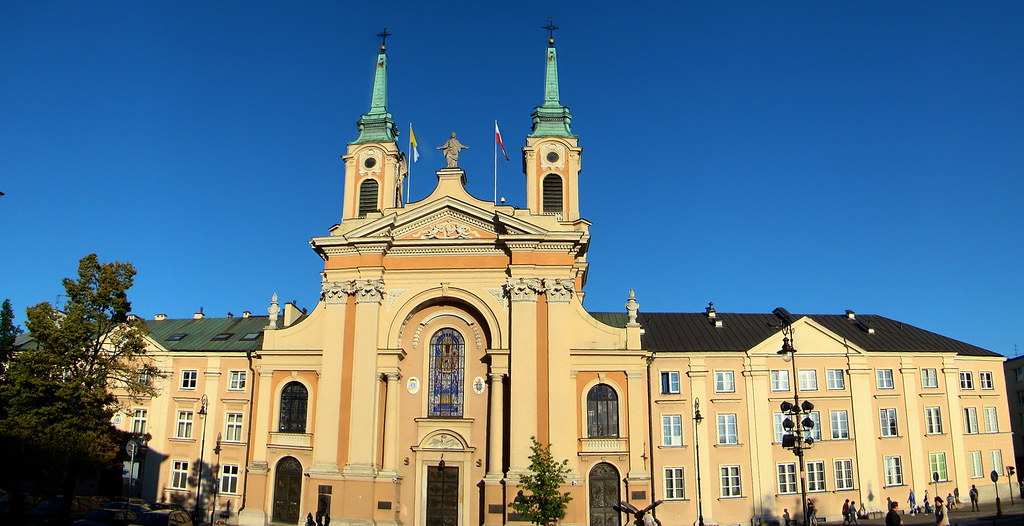 Catedral de Campo del Ejército Polaco de la Santisima Virgen Maria, Reina de Polonia en Varsovia 01