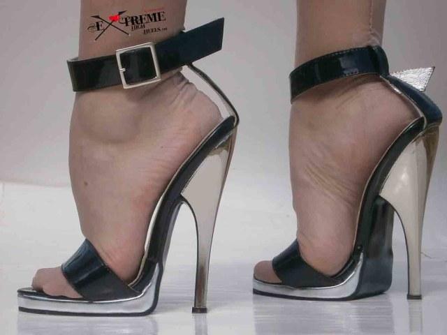 Fetish High Heel Sandals Vanessa7 07 By Estresmodes