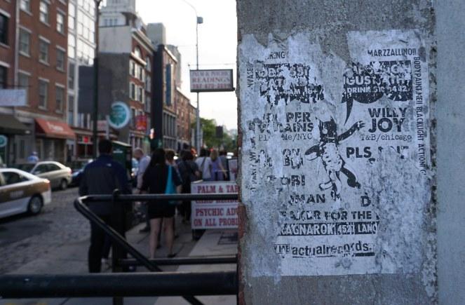 Walking the Streets of Philadelphia, June 2016