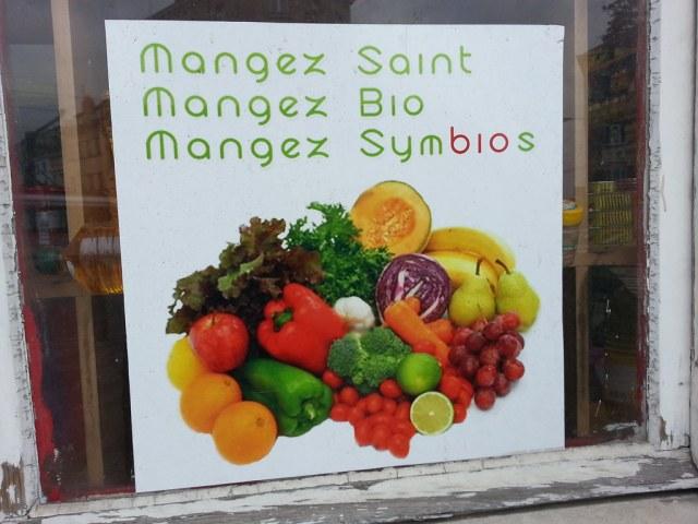 Sainte nourriture bio