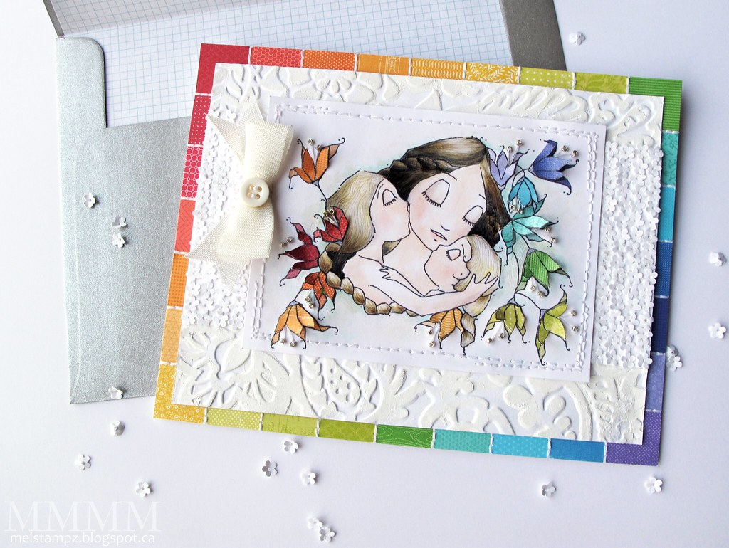 Rainbow Printables Amp A Day For Daisies Card