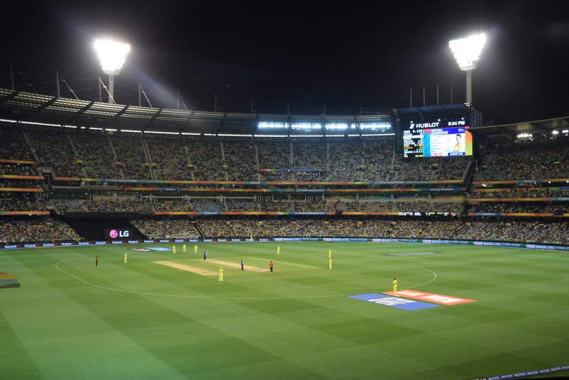 CWC Aus v Eng at the MCG