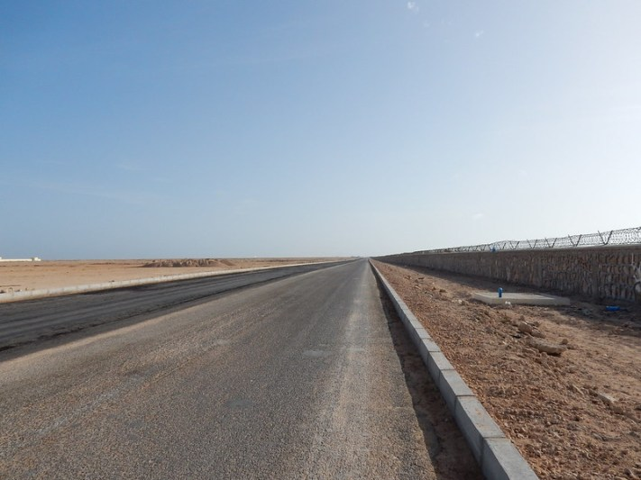 Dakhla military airport