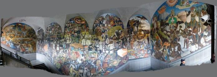 The History of Mexico - Diego Rivera ile ilgili görsel sonucu