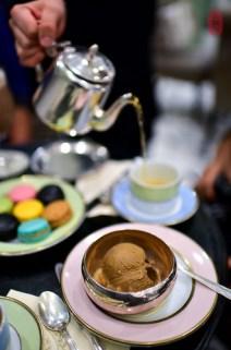 Coffee ice cream.