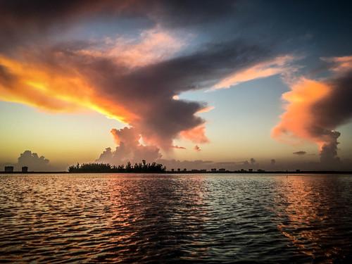 Indian River Sunrise Kayaking-42