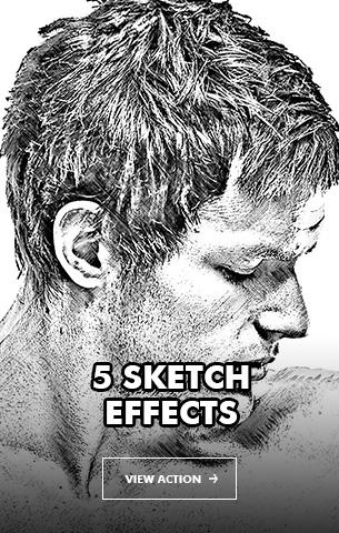 Ink Spray Photoshop Action V.1 - 112