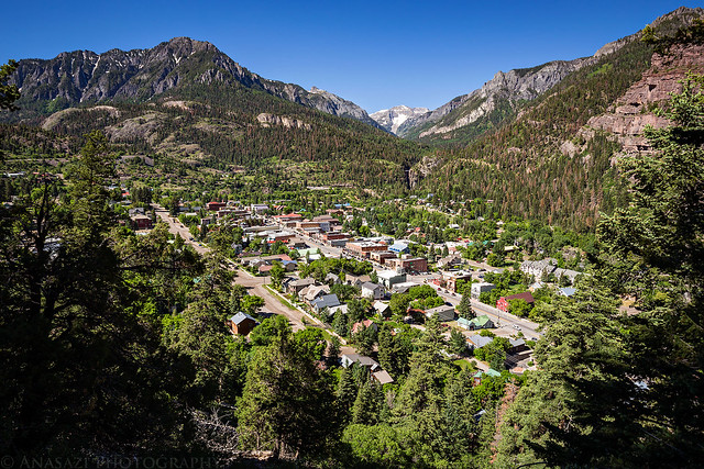 Another Ouray View