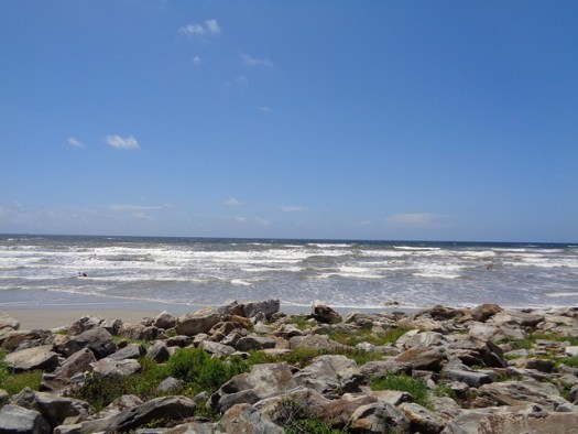 Galveston Beach, Texas
