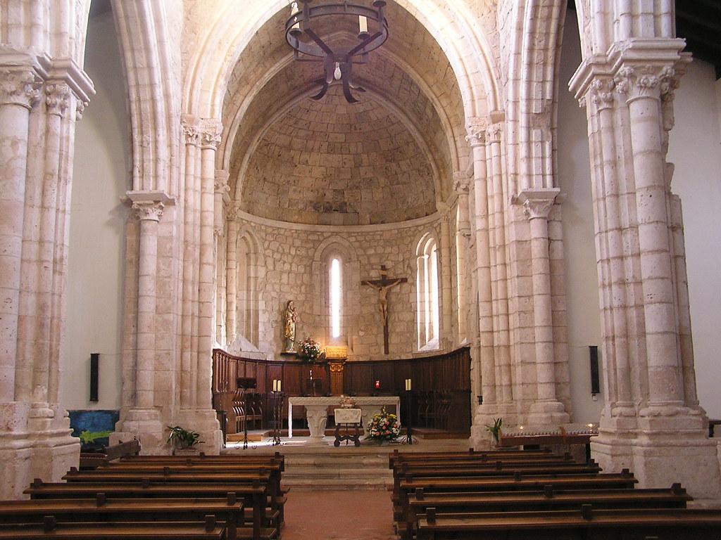 Iglesia de San Felipe altar Brihuega Guadalajara 13