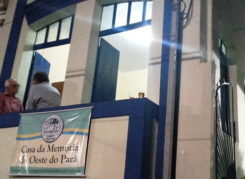 Manhã, tarde e noite: Casa da Memória tem novos horários de atendimento ao público, Casa da Memória do Oeste do Pará. Foto: Jeso Carneiro