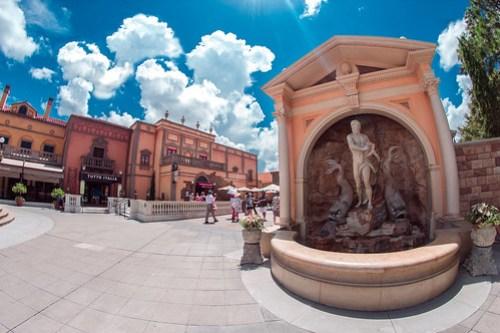 Italy Pavilion | Epcot