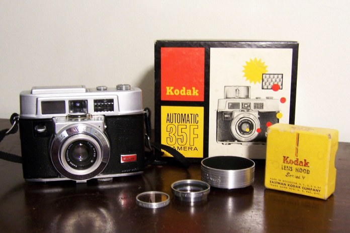 I bought this vintage film camera on eBay