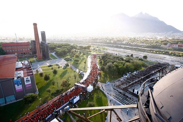 Calendario de carreras en Monterrey 2014