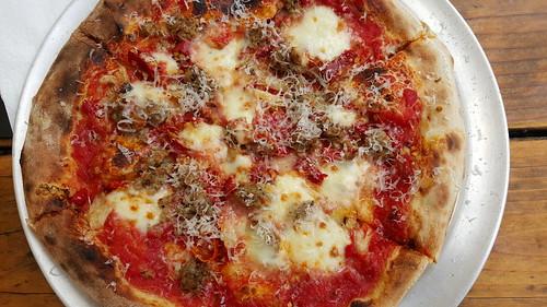 pizza food cart portland