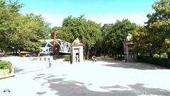 Alameda Park in Santiago