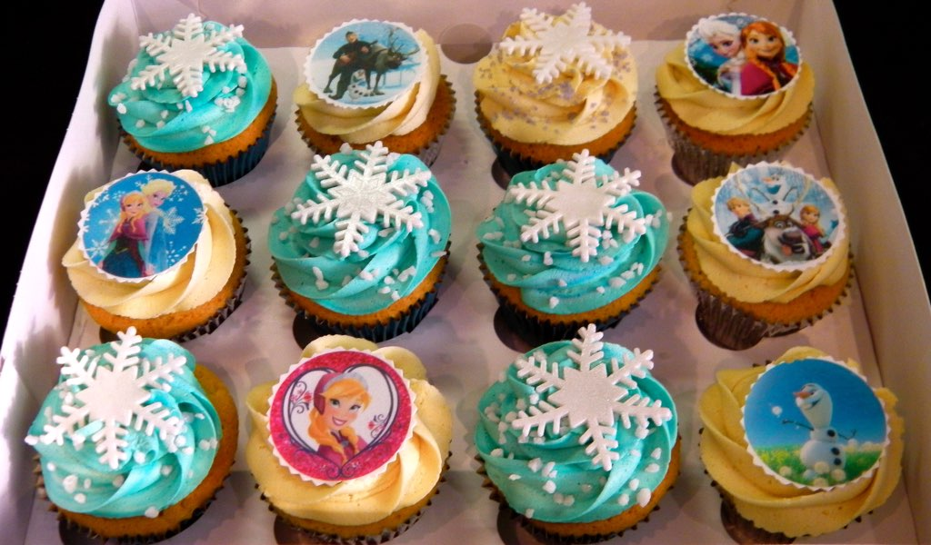 Frozen Themed Homemade Cakes The Best Cake Of 2018