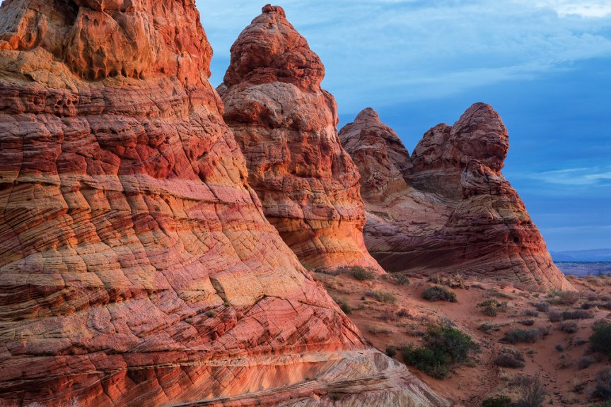 BLM Winter Bucket List #23: Vermilion Cliffs National Monument, Arizona, for Spectacular Geologic Features and Superbowl 49